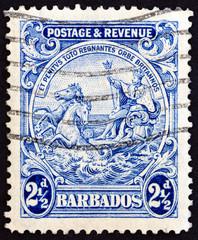 Colonial Seal (Barbados 1925)