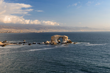 'La Portada' Natural Monument, Antofagasta (Chile)
