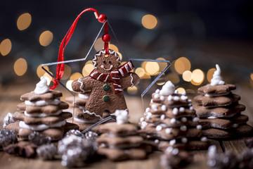 Weihnachten Lebkuchen