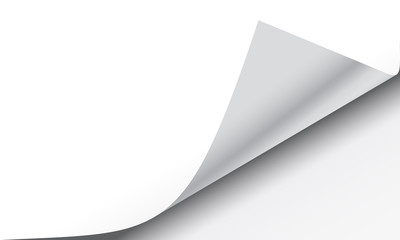 Page Curl Turning Effect
