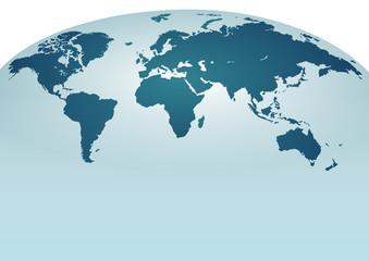 Yeni versiyon Dünya haritası