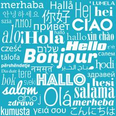 """mot""""bonjour"""""""