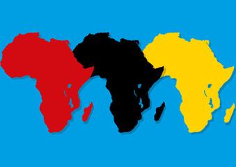 L'Afrique pop art