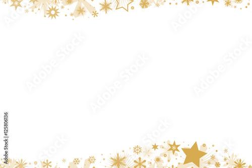 Weihnachtliche dekoration goldener sternenschweif for Weihnachtliche dekoration