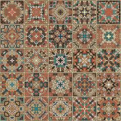 Tile Weave Pattern