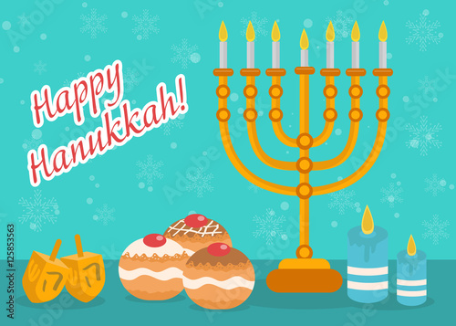 a description of hanukkah a jewish festival