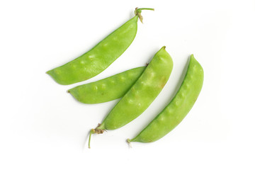 Organic Pea Pods