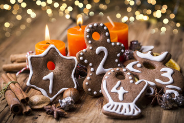 Advent Lebkuchen