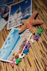 Vacation theme Stock Photo
