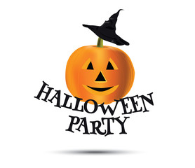 Halloween Party Concept Design