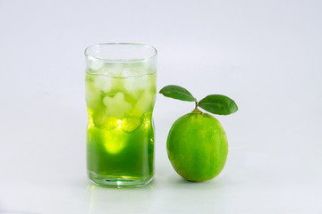 lime and lime juice