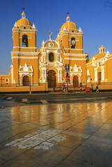 Trujillo Peru Church