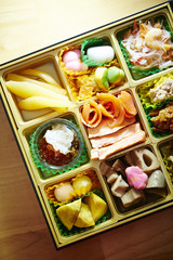 Osechi, Japanese cuisine for new year