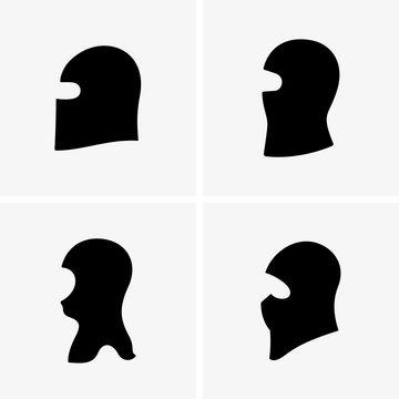 Terrorist masks