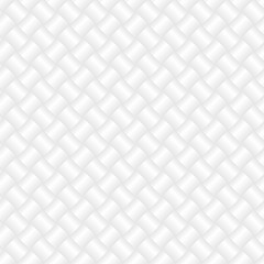 White wavy neutral seamless pattern. Wedding Vector Background
