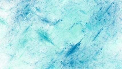 Heller farbiger Intergrund - 16:9 - blau cyan