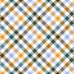 Colord diagonal check shirt seamless fabric texture