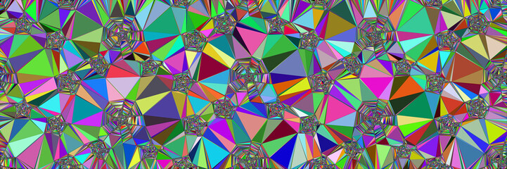 composizione digitale astratta