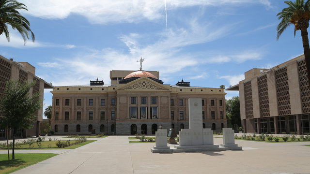 Arizona State Capitol, Phoenix, Arizona, USA