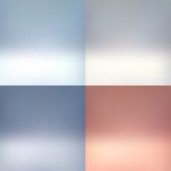 Empty photographer studio background Abstract set