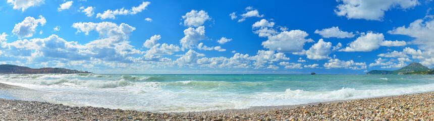 Sea panorama