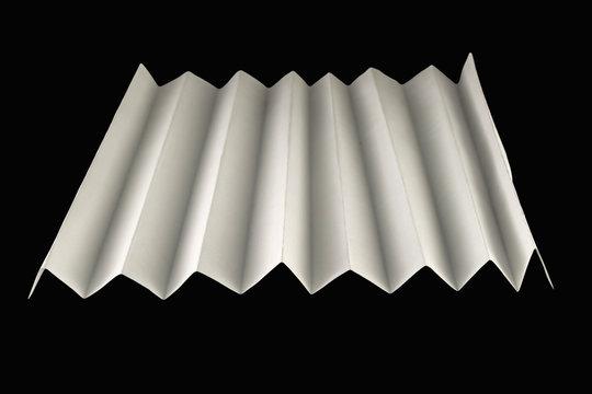 Paper zigzag