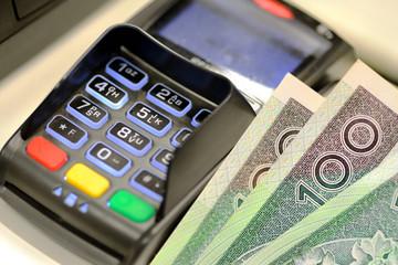 Płatności elektroniczne.