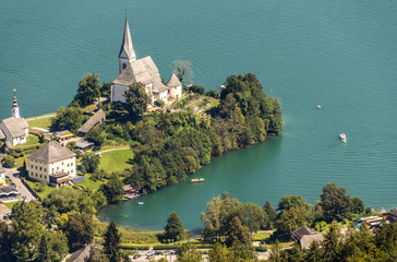 Wallfahrtskirche Maria Wörth am Wörthersee