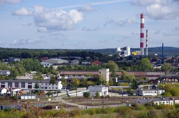 Przemysłowa dzielnica