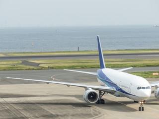 羽田空港第二ターミナルの風景