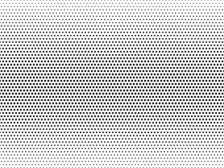 Halftone dots. Halftone effect. Vector Halftone Texture