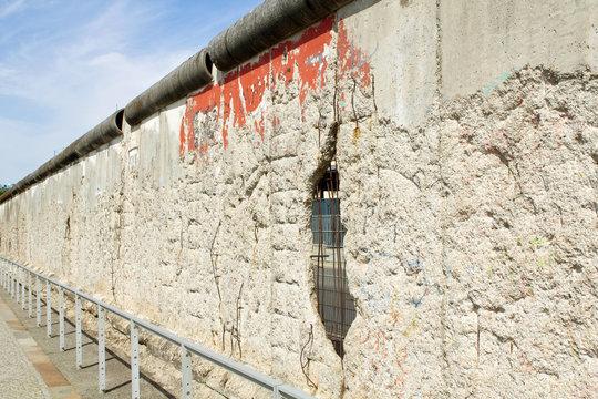 Berlin, Berliner Mauer
