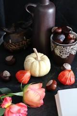 Herbst-Stilleben