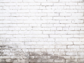 old white brick wall texture for background Ready for product di