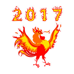 Image result for red fire rooster 2017