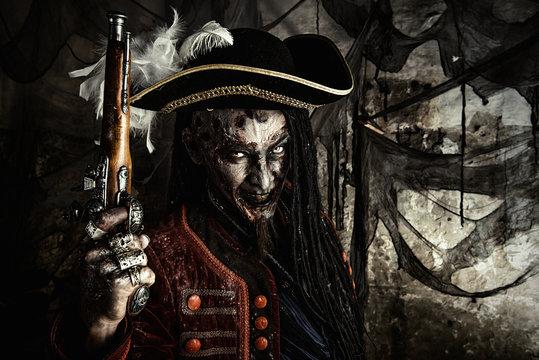 brave dead pirate