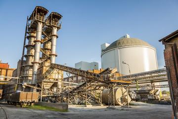 Sugar refinery - Poland.