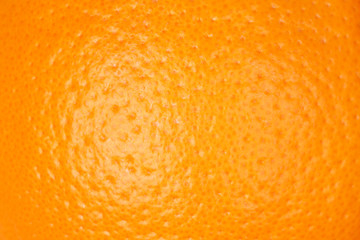 Close up of grapefruit or orange texture.