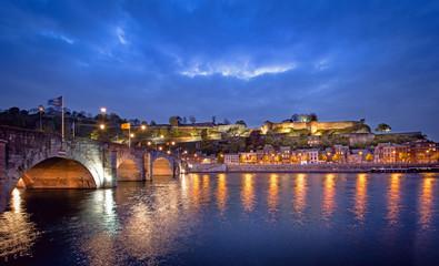 Namur  pont de jambes