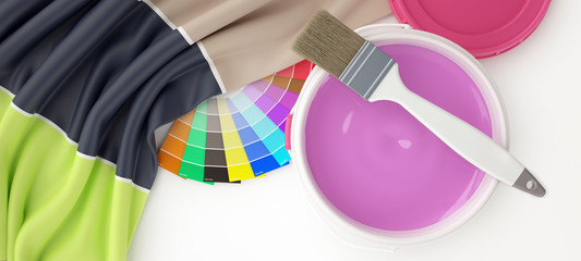 Paint Colors white background Color Combination