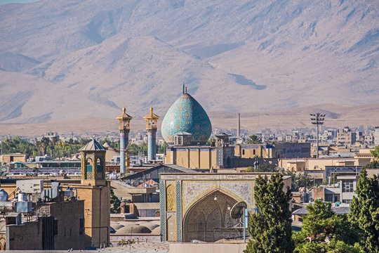 Der Iran - Shiraz    Shah Tscheragh