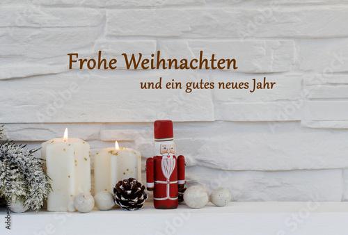 frohe weihnachten und ein gutes neues jahr stockfotos. Black Bedroom Furniture Sets. Home Design Ideas