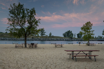 Picnic Area, Holland State Park