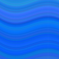 Blue abstract smooth wave background