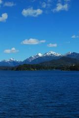 Bariloche, Argentina  Nahuel Huapi National Park foothills of Patagonian Andes