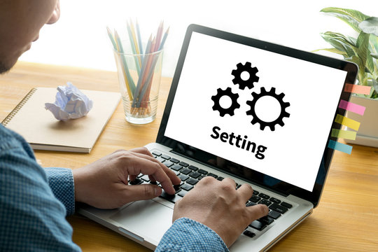 Configuration Setup Tools Setup and  wheel mechanism Setting Con