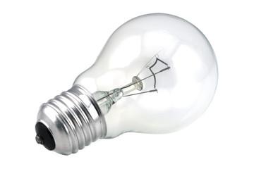 Bulb isolated on white background