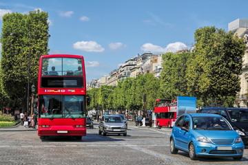 Paris, Champs Elysees