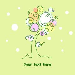 tree flourish