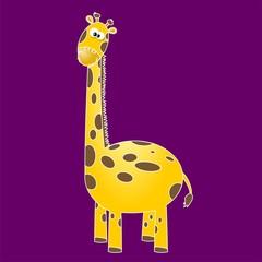 Giraffa buffa